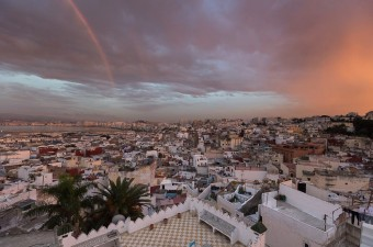 An amazing investment opportunity, for those clients seeking a fully functioning sucessful maison d'hote in the heart of Tangiers ancient Medina.