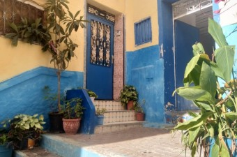 Beautiful family house of 170m ² in a neighborhood next to the Kasbah and 5 minutes from the car park.