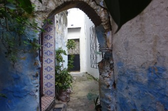 Small house of 60m² with magnificent views of the sea and the historic wall.